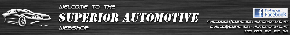 Superior Automotive Web Shop