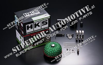 Superior Automotive Web Shop - HKS Super Power Flow Filter Kit green