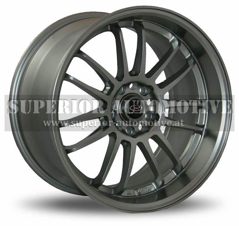 Superior Automotive Web Shop ROTA SVN 60 Width 60 ET 60 Stud Unique 5x108 Bolt Pattern