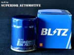 Blitz High Performance Öl Filter 18704 - M20x1,5 d65xh65