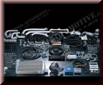 HKS GT2 Supercharger Complete Kit - Toyota CROWN GRS184 10/2005-01/2008 - 12001-AT011