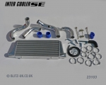 BLITZ Intercooler SE Kit (mit Piping) - NISSAN 200SX S14 & S15 SR20DET - 23103