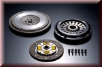 HKS LA Clutch Single - Subaru Legacy BE5 98/06-03/05 26010-AF002