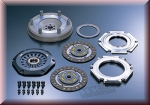 HKS LA Clutch Twin Plate - Mitsubishi Lancer Evo 6  CP9A  99/01-01/01  26011-AM001