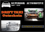 "Drift Taxi ""STANDARD PACKAGE"" - Superior Automotive Drift Team Gutschein"