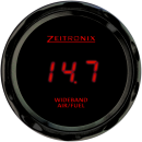 ZEITRONIX ZR-3 AFR Gauge (blue or red digits)