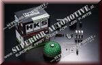 HKS Super Power Flow Filter Kit green *Dry* 70019-AT101 TOYOTA Corolla (Trueno) - AE86 4A-GE 83/05-87/04