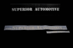 Superior Automotive Aufkleber 60cm - The JDM Specialist