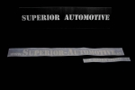 Superior Automotive Aufkleber 60cm - The 200SX Specialist