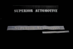 Superior Automotive Aufkleber 60cm - The Skyline Specialist