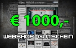 1000 Euro - Superior Automotive Web Shop Gutschein