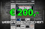 200 Euro - Superior Automotive Web Shop Gutschein