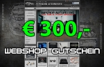 300 Euro - Superior Automotive Web Shop Gutschein