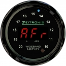 ZEITRONIX ZR-1 AFR/Lambda Gauge (blue or red digits, silver or black bezel)