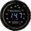 ZEITRONIX ZR-2 Multi Gauge (blue or red digits, silver or black bezel)